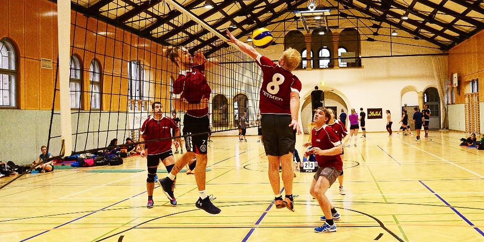 WAM Volleyball Herren WS2019
