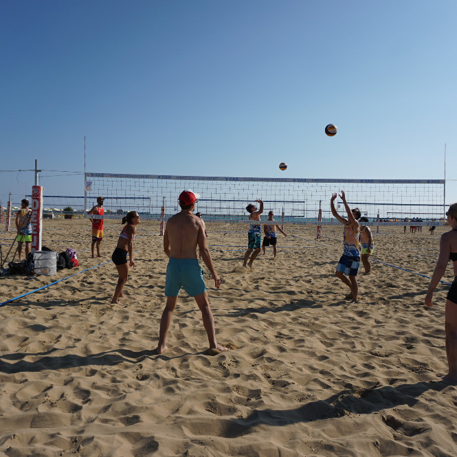 Beachcamp Bibione September 2020