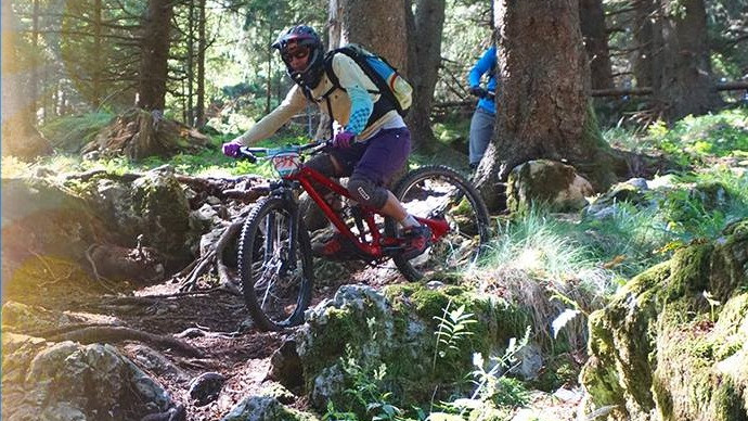 Mountainbike Singletrail Camp Kumbergsee/Schöckl September 2021