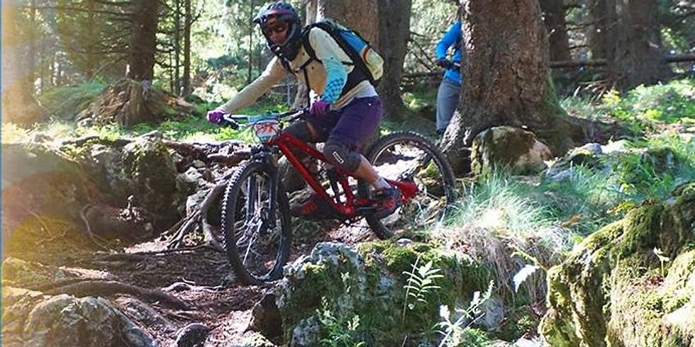 Mountainbike Singletrail Camp Kumbergsee/Schöckl