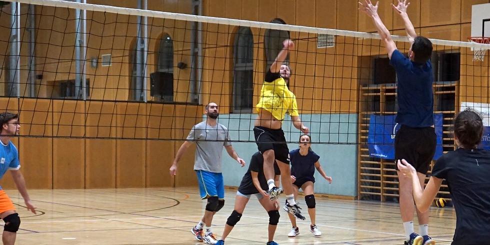 Hallen Mixed Volleyball Camp Zell am See - März 2021