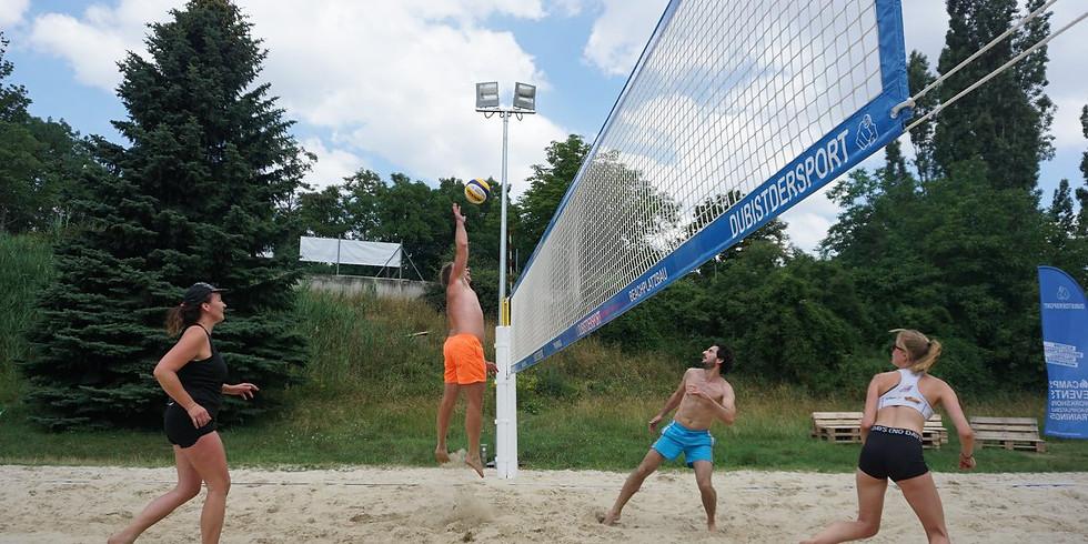 Beachvolleyball Hobby Mixed Turnier @ Strandbad Gänsehäufel