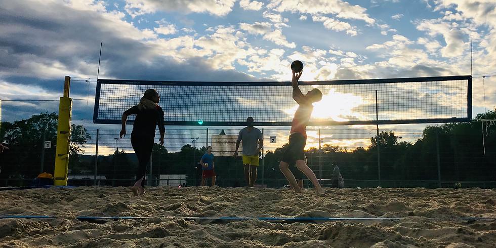 AUSGEBUCHT! Mixed Beachvolleyball Sommertraining - Dienstag
