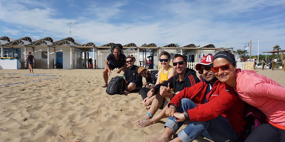 CORONA bedingt ABGESAGT - Beachcamp Bibione Juni 2020
