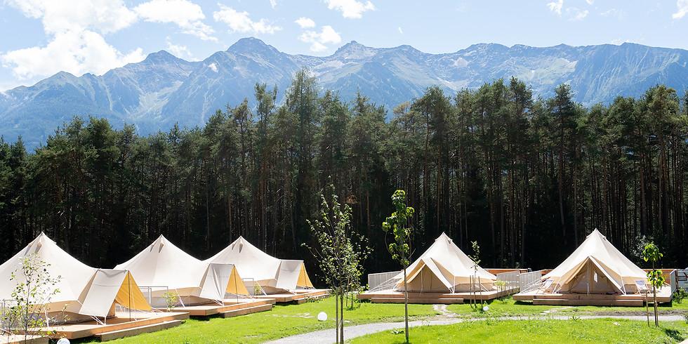 Glamping Beachcamp Gerhardhof Tirol - September 2021
