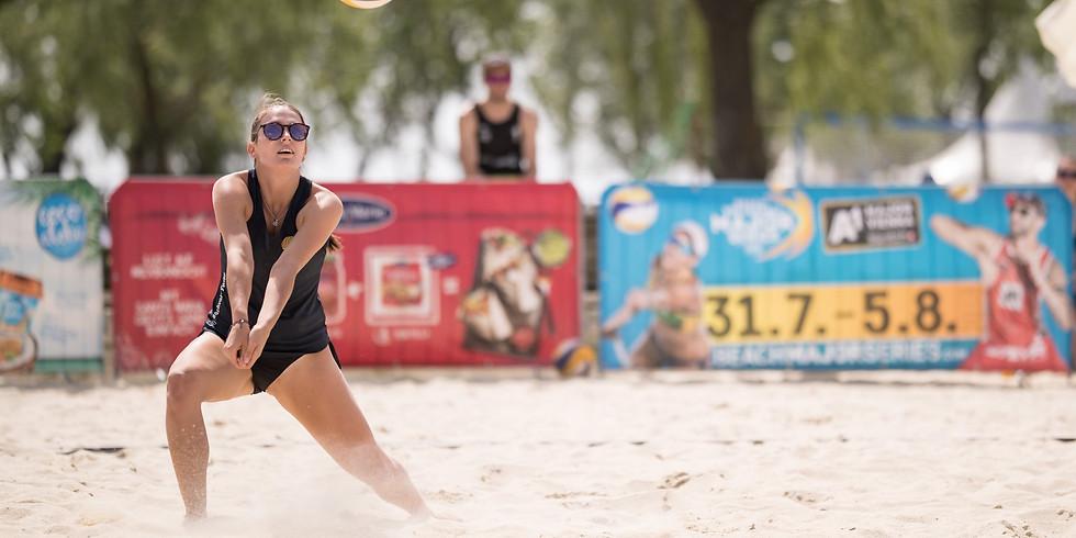 ABV Tour Amateur 1 Damen @ Surfworldcup Neusiedl