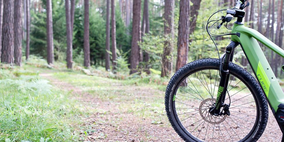 Glamping Mountainbike Camp - Tirol/Mieminger Kette
