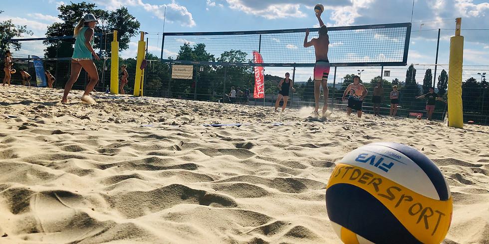 Beachvolleyball Hobby Mixed Turnier - 21. August @ Postsportplatz