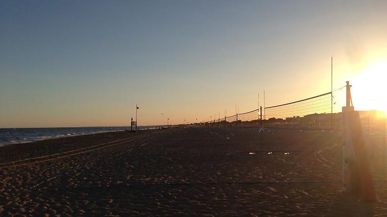 Beachcamp in Caorle (Italien) Juni 2021