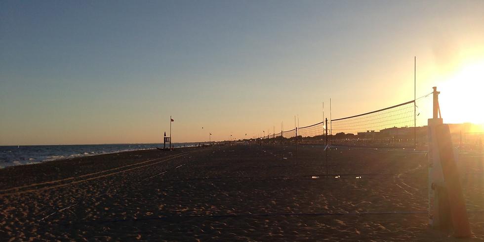 Late Summer Beachcamp in Caorle (Italien) September 2021