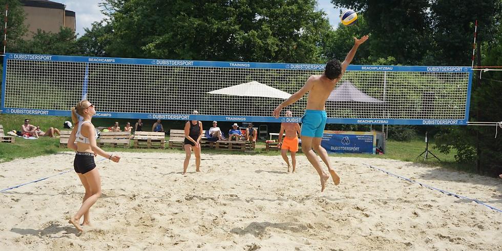 Beachvolley Workshop @ 100 Tage Sommer - 22. August