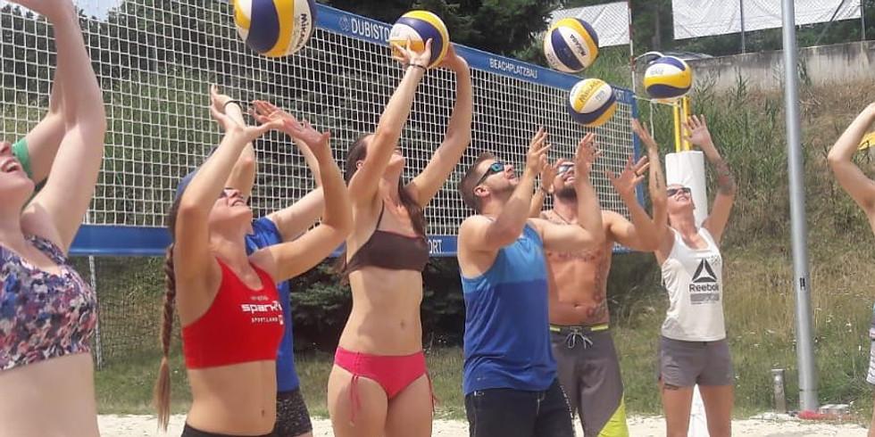 Beachvolley Workshop @ 100 Tage Sommer - 23. Juni