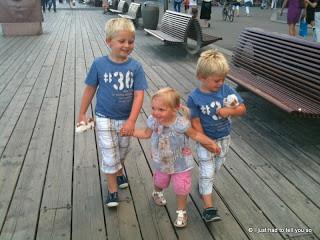 Aker Brygge – vårt eget feriested!