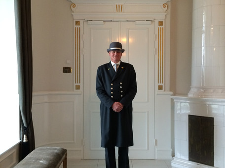 Kokkedal Slott; mitt Downton Abbey