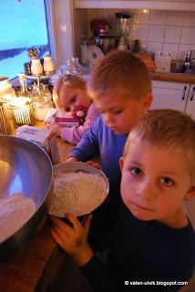 Brødbaking – nok et forsøk