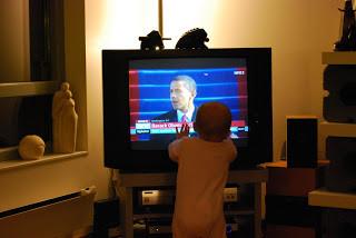 Barack Obama møter småfolket