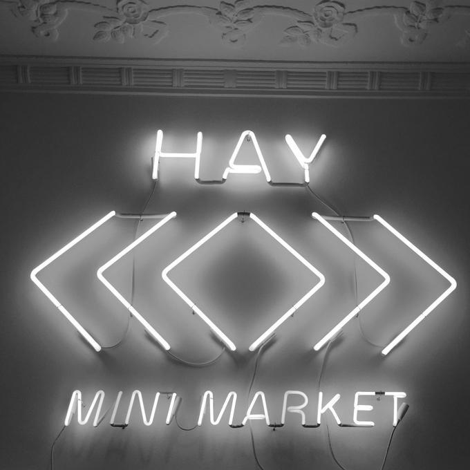 Hay House - en drøm for ordning och reda-sansene!