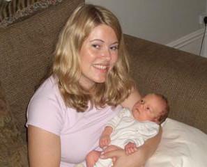 Charly har blitt mamma!