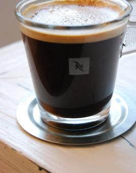 Nespresso kaffe kurerer gruff…?