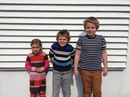 En deilig familietur til København