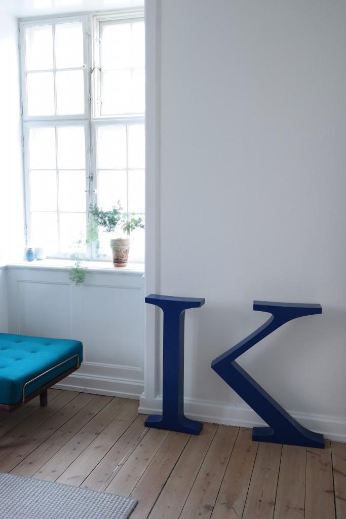 Mon tro hva K'en står for? Vi døpte den kontor-K'en, ettersom det var der den stod.