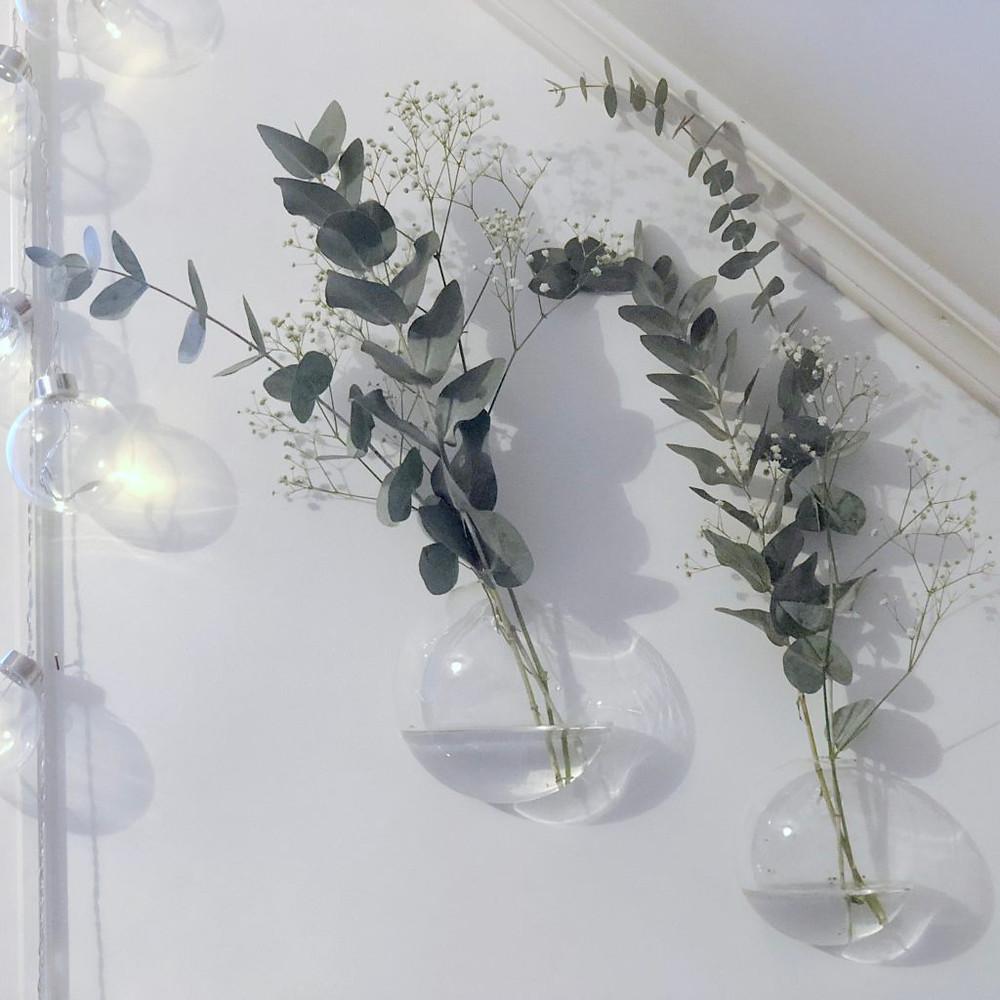 Blomster og lys