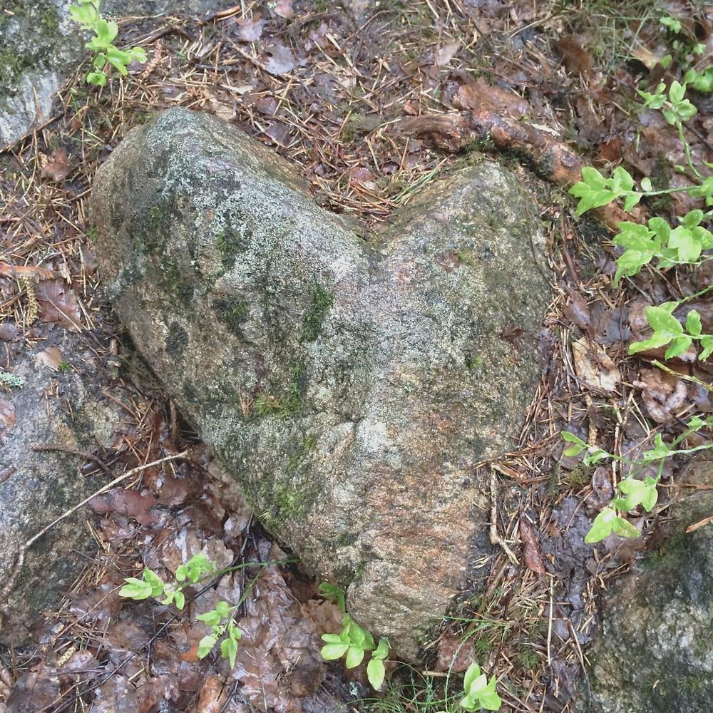 Et hjerte av stein er fortsatt et hjerte.