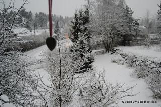 Snørr, pepperkaker og gode dager