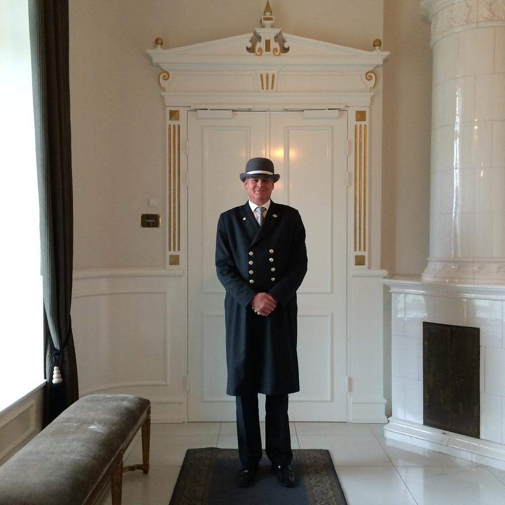 Butler på Kokkedal Slott