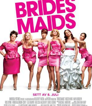 Bridesmaids – en førførpremie!