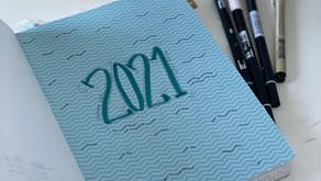 Min listebok for 2021 - sånn lager jeg den!