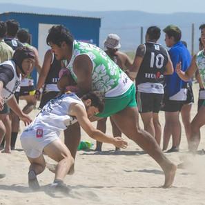 Carneros RC clasifica para la final nacional del circuito de rugby 5 Vultur