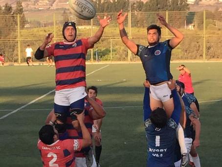 Carneros RC Adulta con todo el 2019, en su segundo encuentro amistoso del año ganó a ULS 73 - 12.