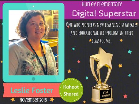 Techtastic Teaching: November