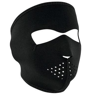 Face Mask Neoprene ( Black or Skull )( Full )