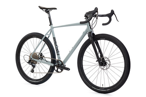 State Bicycle Co. - 6061 Black Label All-Road - Pigeon Gray