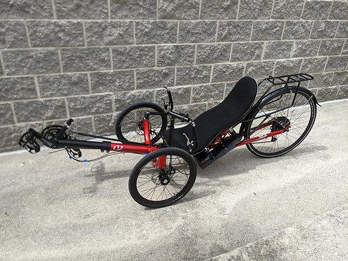 JC26-X E-Trike (27 Speed)