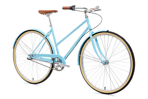 State Bicycle Co. - City Bike - The Azure (3-Speed)