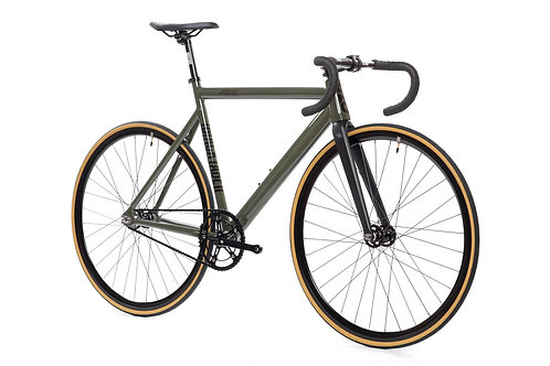 State Bicycle Co. - 6061 Black Label V2 -Army Green