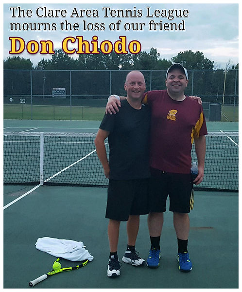 Mourning Don Chiodo