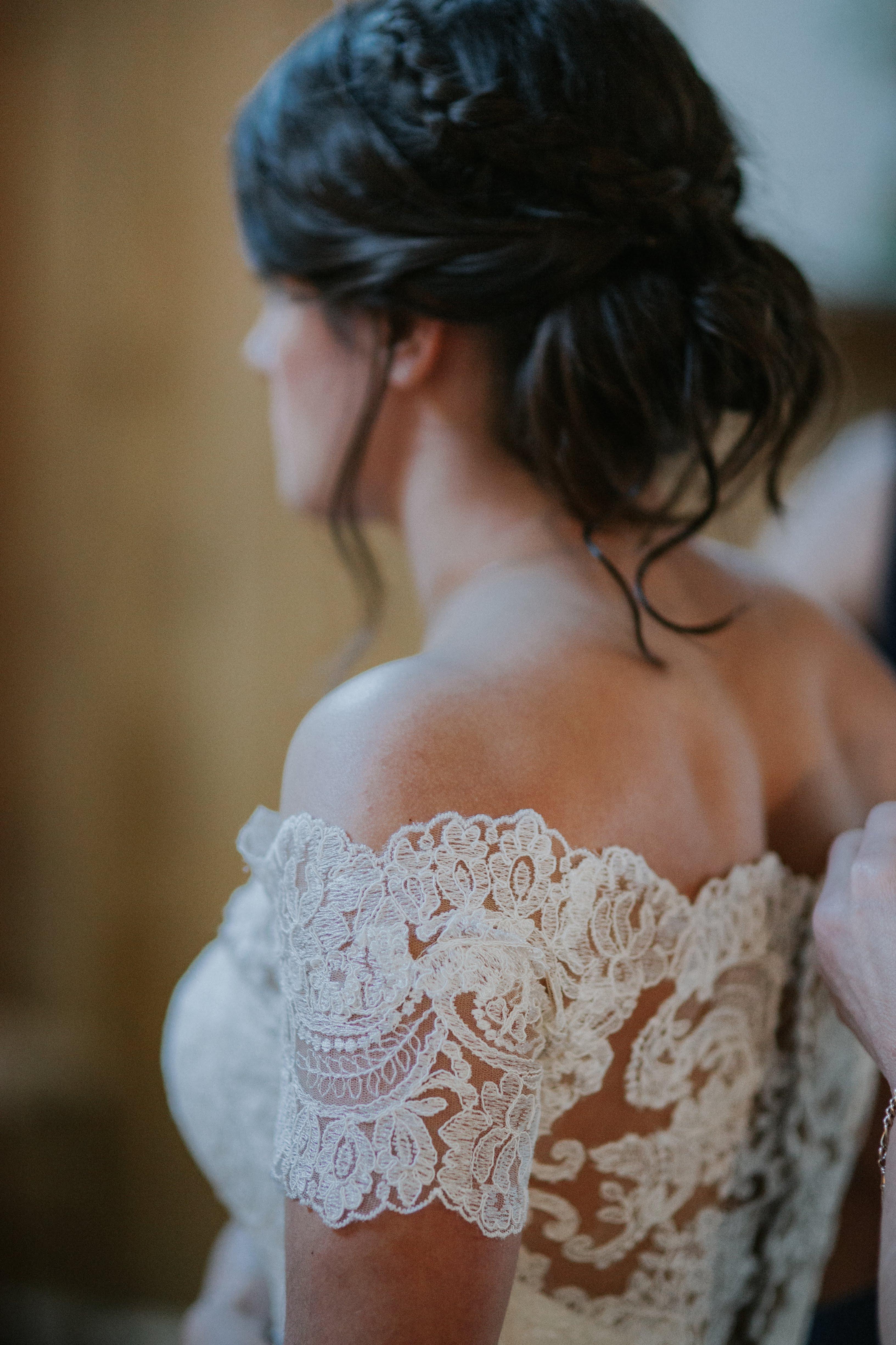 Bride Nicola
