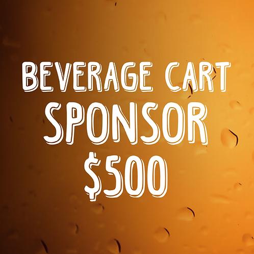Beer Cart Sponsor