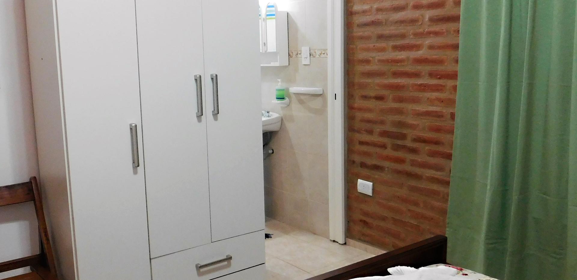 Habitación cabaña 1
