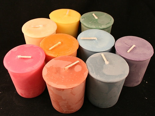 Votive Candles in Soy