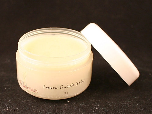 Lemon Cuticle Balm