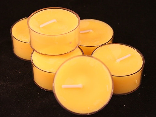 Tea Light Candles in Soy