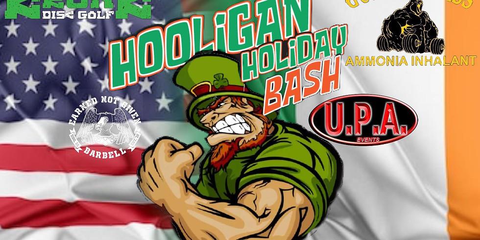 Hooligan Holiday Bash