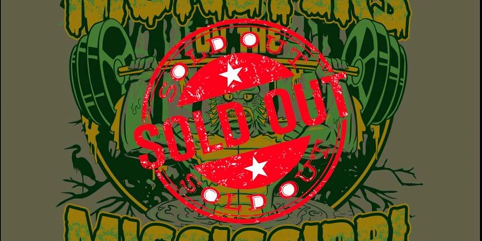 USS Monsters on the Mississippi II-SOLD OUT