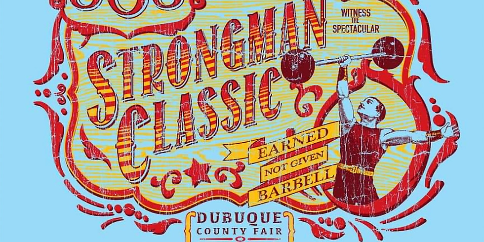3rd Annual 563 Strongman Classic