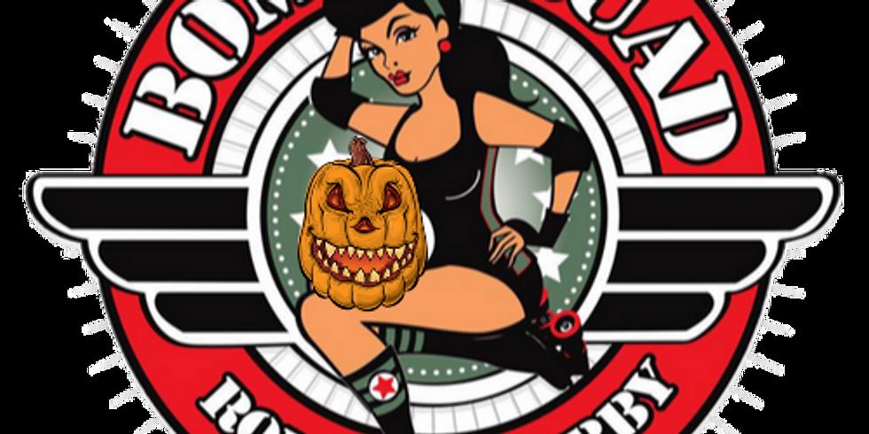 Roller Derby Halloween Mixer